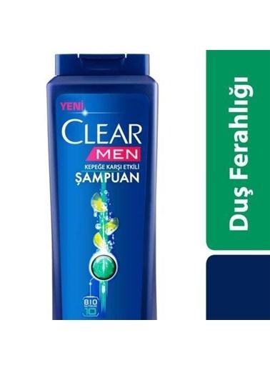 Clear Clear Men Şampuan Duş Ferahlığı 500 Ml Renksiz